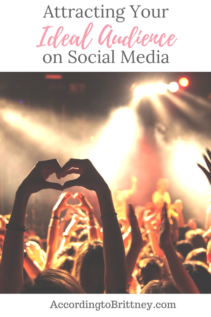 Attracting Your Ideal Audience on Social Media