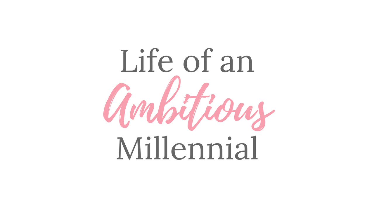 life of an ambitious millennial launch