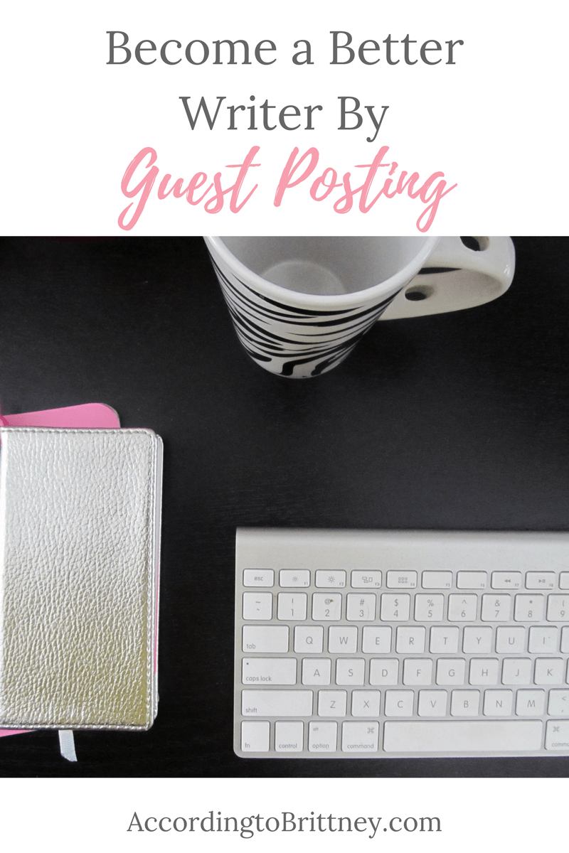 Become a Better Writer By Guest Posting