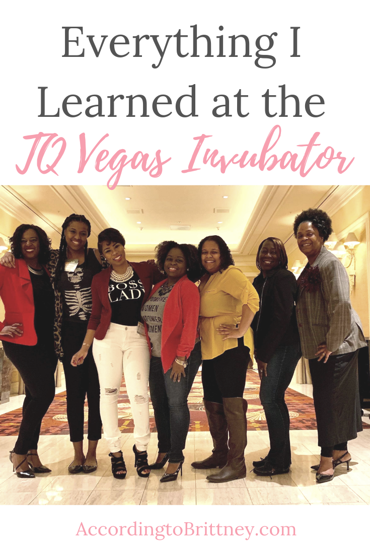 Everything I Learned at the TQ Vegas Incubator